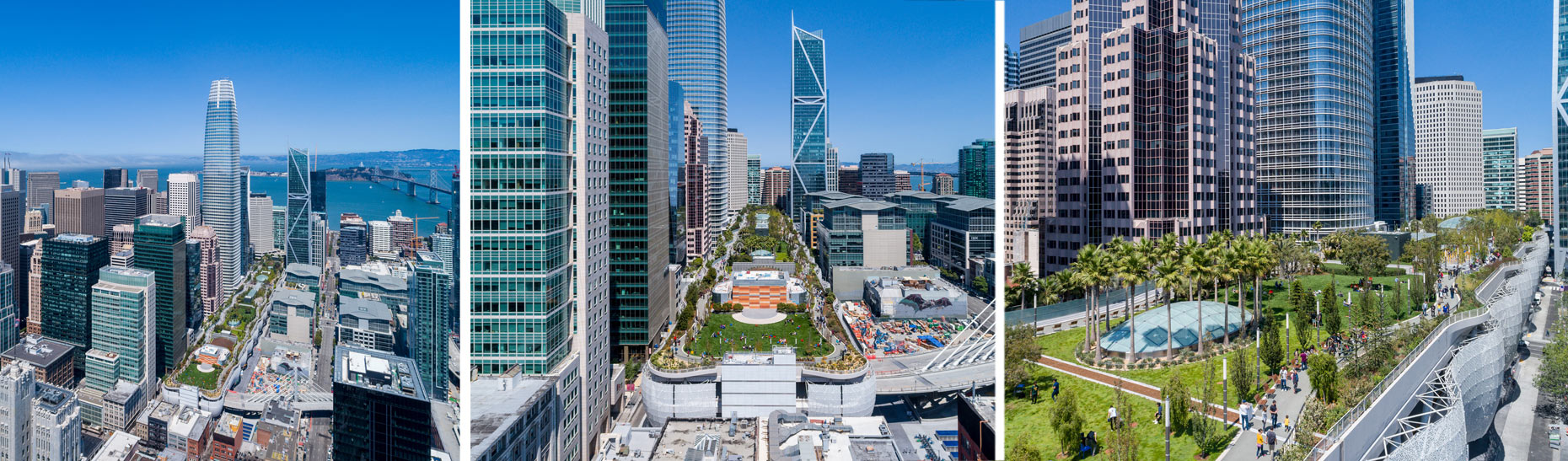 Salesforce Transit Center, San Francisco